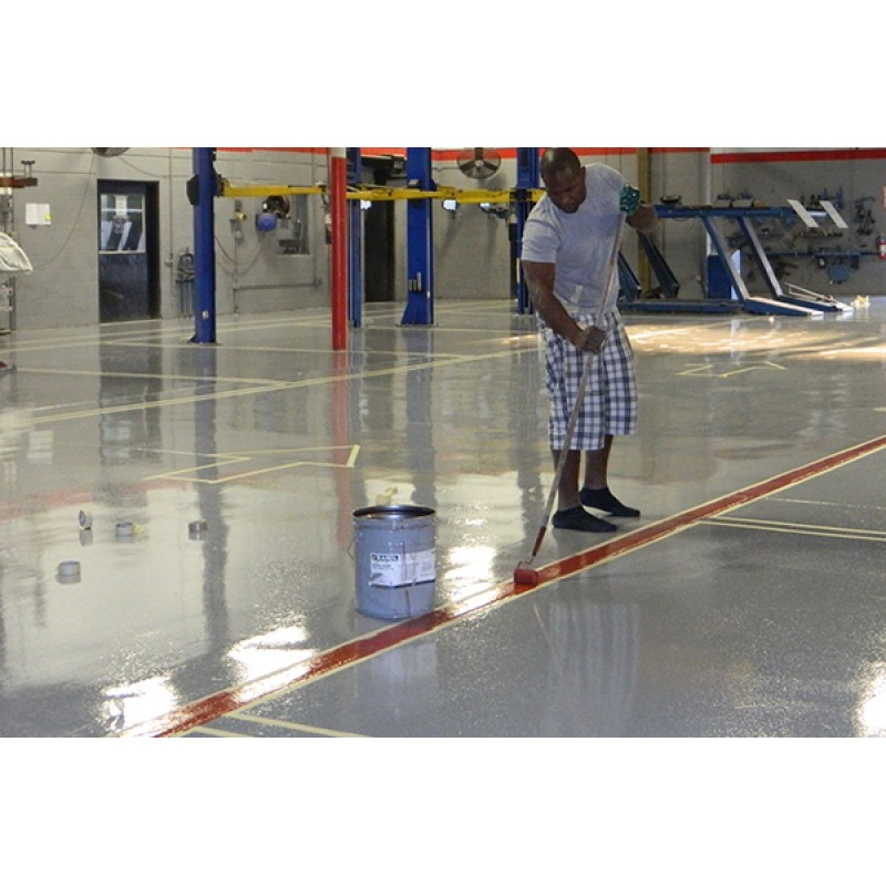 Industrial and Floor Coating